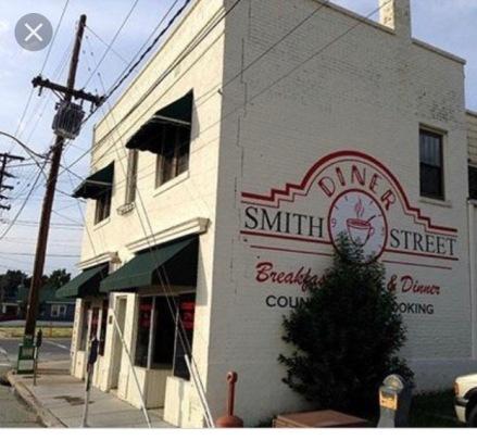 Smith street building